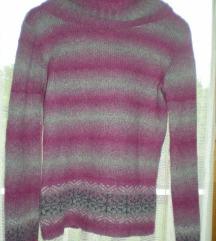Gyönyörűm, meleg, egyedi gyapjú pulóver