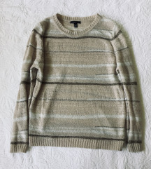 Mango gyapjú pulóver