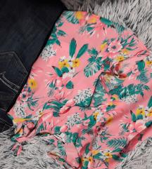 Eladó nadrág+rövid ujjatlan felső