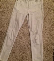 H&M fehér nadrág