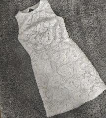 Asos petite nyitotthátú csipkés ruha