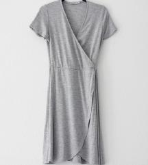 Bershka átlapolós ruha
