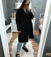 Zara Gyapjú Kabát