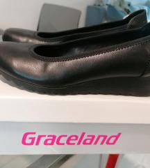 Fekete elegáns cipő 37