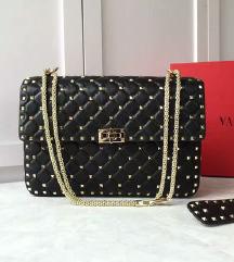 Valentino Rockstud Spike táska