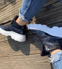 Új bélelt cipő
