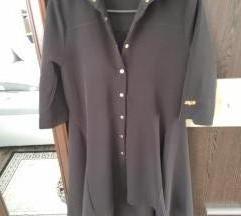Leárazva_My77 fekete ingruha