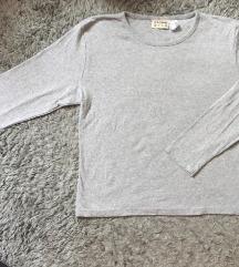 szürke póló/pulóver