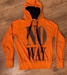 Narancssárga pulóver S/M