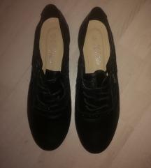 Csipkés alkalmi cipő