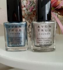 Avon True Colour metallic körömlakk