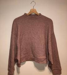 Bershka magasnyakú pulóver