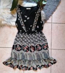 Csodás muszlin ruha S-M