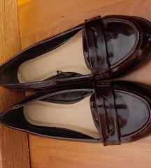 F&f-es félcipő, loafer