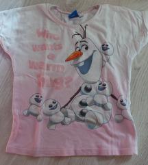 Jégvarázs - Frozen Olaf póló