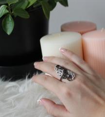 Új gyűrű + medál