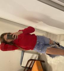Új H&M Red Sweater