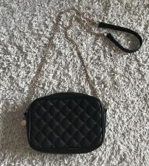 H&M fekete kistáska