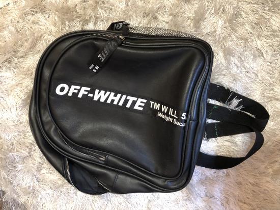 Off white táska