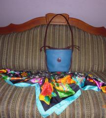Vintage  Trussardi  bőr táska..