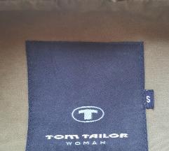 Khaki zöld Tom Tailor dzseki