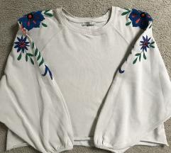 Zara S-es oversize pulcsi