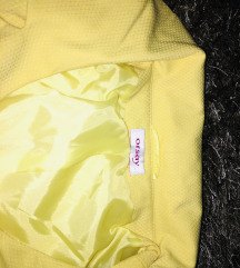 Orsay citromsárga blézer