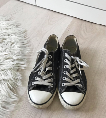Converese fekete 39-es cipő (eredeti)