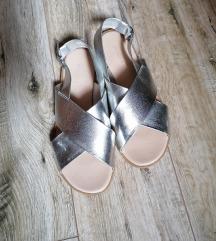 H&M ezüst szandál