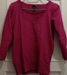 Pink H&M-es pulcsi