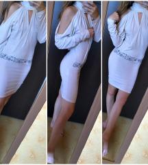Különleges My77 fehér ruha