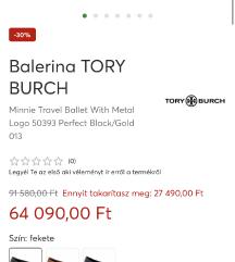 Tory Burch balerina