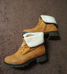 Téli meleg cipõ