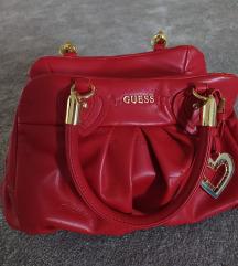 EREDETI GUESS táska, új