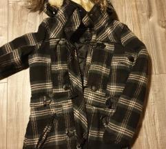 New yorker téli kabát