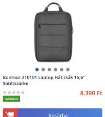 ÚJ garanciás Bontour irodai hátitáska