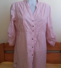 Orsay rózsaszín hosszú ujjú blúz, L/XL-es