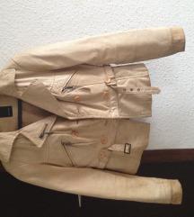 bőrkabát Vero Moda
