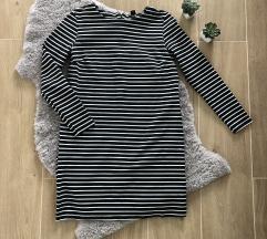 Basic csíkos ruha