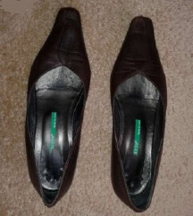 Moda di Fausto minőségi olasz bőrcipő 35,5