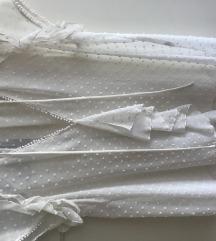 Zara áttetsző blúz
