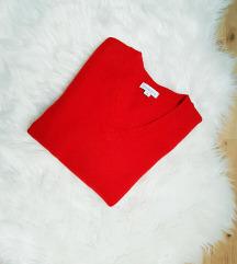 ÚJ Van Graaf prémium gyapjú pulóver