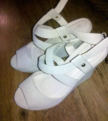 Vaj színű cipő