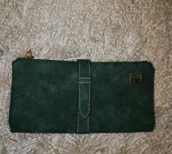 Zöld pénztárca