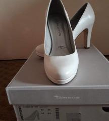 Tamaris fehér cipő
