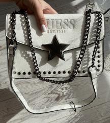 Új Guess fehér női táska crossbody