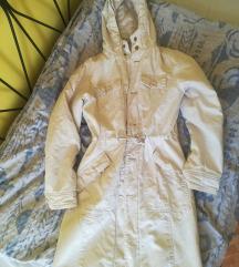 Bézs kabát S-M
