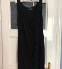 Fekete szexi alkalmi ruha