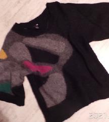 H&M laza pulcsi