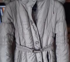 Iszonyat meleg téli kabát (S-M)